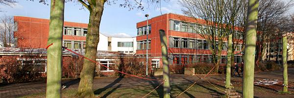 Schulhof der MSM