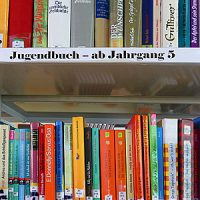 Bücherei der MSM