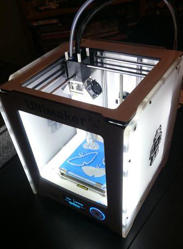 MSM druckt jetzt auch in 3D!