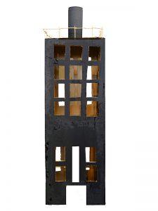 Memorial: Twin-Tower-Gedächtnisturm von Lea und Tristan