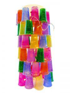 Pop-Art-Turm von Bernadette