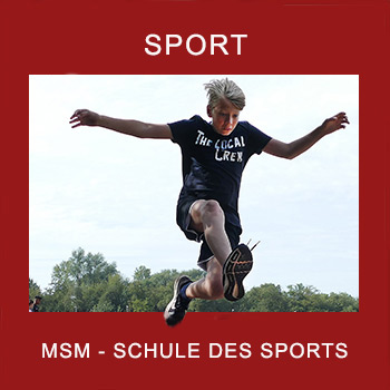 Sport an der MSM
