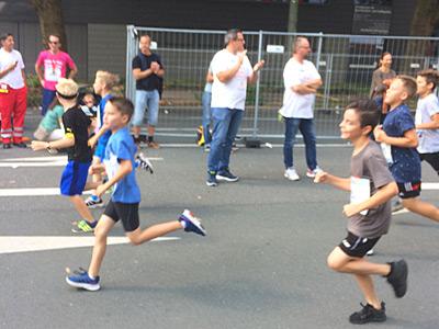 MSM-Schüler beim Halbmarathon