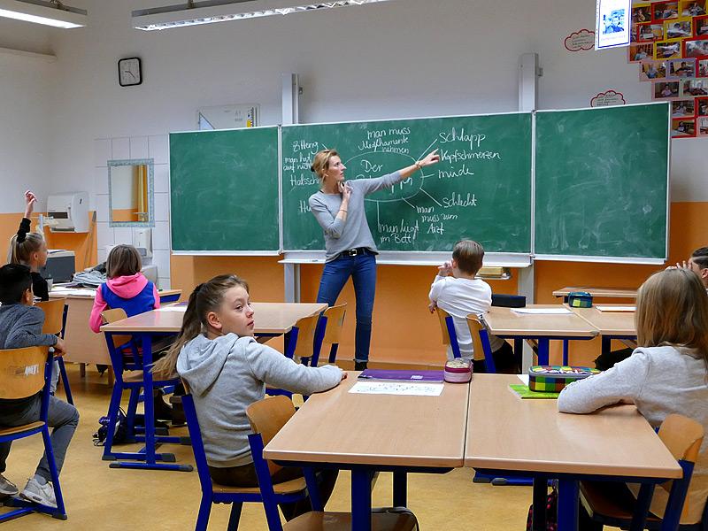 Mitschau-Unterricht an der MSM