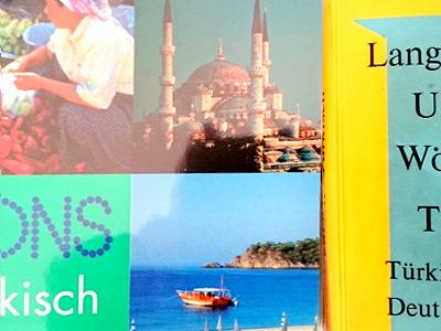 Wörterbücher und Sprachführer für Türkisch