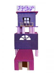Luxus-Einfamilien-Turm von Beyzanur und Leyla