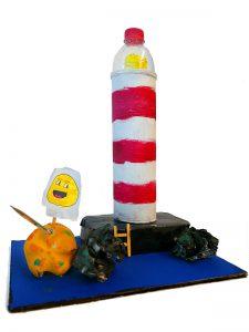 Leuchtturm von Nico und Nils
